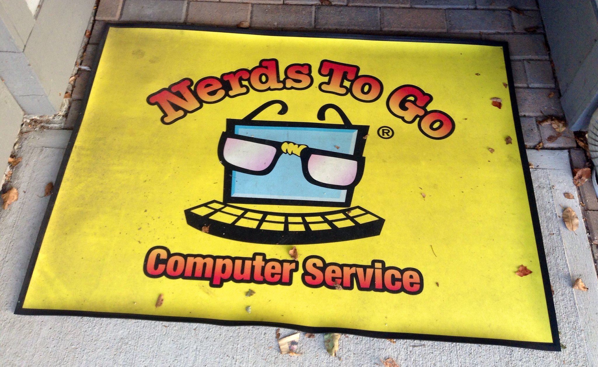 Mike Mozart Nerds To Go Computer Service - CC BY 2.0